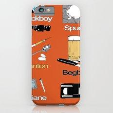 Trainspotting vector Slim Case iPhone 6s