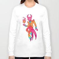 satan Long Sleeve T-shirts featuring Satan by Spacepegasus