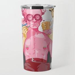 Frankenberry Travel Mug