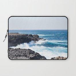 Crashing Surf Laptop Sleeve