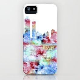 Atlanta Skyline Georgia iPhone Case