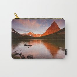 Swiftcurrent Lake, Glacier National Park Carry-All Pouch