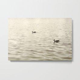waterstudy #1 Metal Print