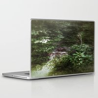 woodland Laptop & iPad Skins featuring Woodland by Geni
