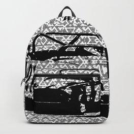 Vintage Racing #1 Backpack