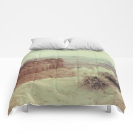 Canyonland National Park - Polaroid Comforters