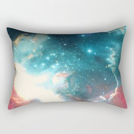 Echoes of the Stars Rectangular Pillow
