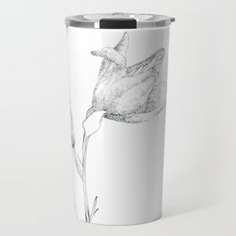 A flower of flour Travel Mug