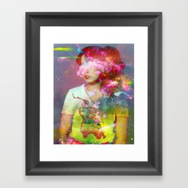 Untitled 20110314e (Dana) Framed Art Print