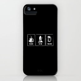 Funny Hiking | Hike Hiker Mountains Gift Idea iPhone Case
