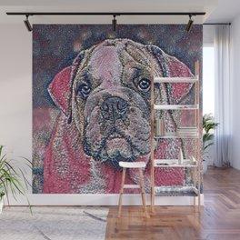 GlitzyAnimal_Dog_007_by_JAMColors Wall Mural