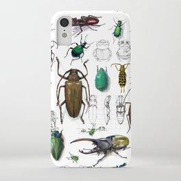 Beautiful Beetles iPhone Case