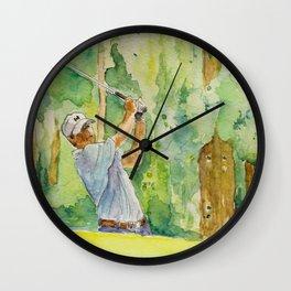Jordan Spieth Pro Golfer Wall Clock