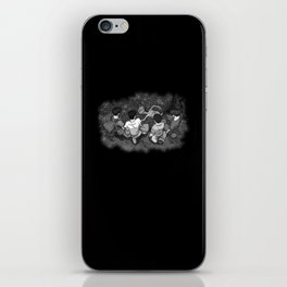 Stand By E.T. - The Other Body iPhone Skin