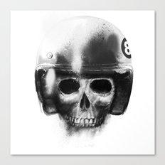 death racer Canvas Print