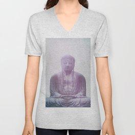 Buddha 2 Unisex V-Neck