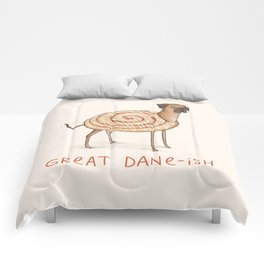 Great Dane-ish Comforters