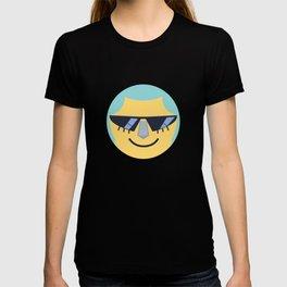 Franky Emoji Design T-shirt