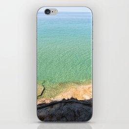 Lake Superior Michigan iPhone Skin