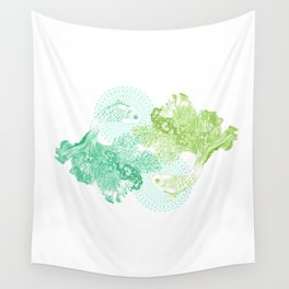 Sea Dancers Wall Tapestry