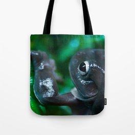 Le Frog Tote Bag