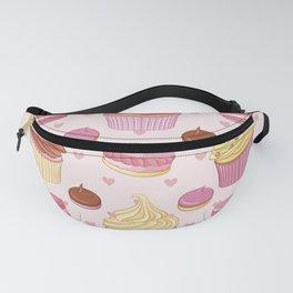 Pink Dessert Fanny Pack