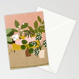 Allow Yourself To Grow Stationery Cards
