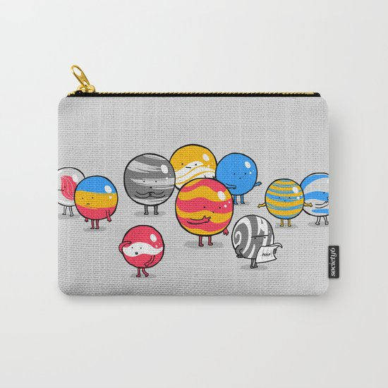 The Lost Marbles Carry-All Pouch