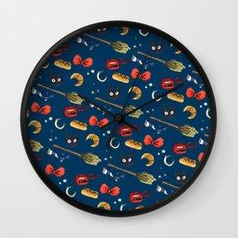 Kiki Skin Wall Clock