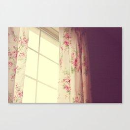 But soft Canvas Print