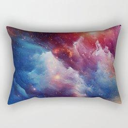 Misterious Space Rectangular Pillow