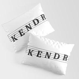 Name Kendra Pillow Sham
