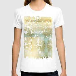 Fractured Gold T-shirt