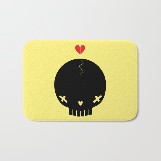 HEART BREAKER - ed. fact Bath Mat