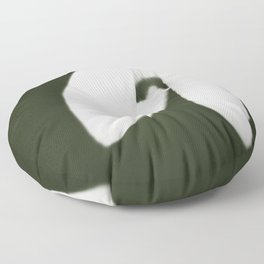 Snowdrop  Floor Pillow