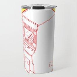 ARCADE CAB - DONKEY KONG Travel Mug