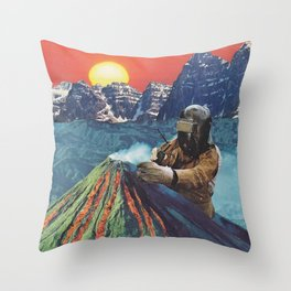 18:01 Throw Pillow