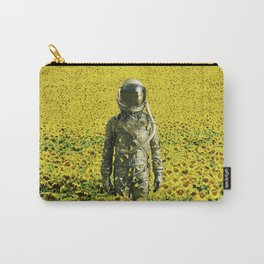 Stranded in the sunflower field Carry-All Pouch