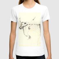 bull T-shirts featuring Bull by Attila Hegedus