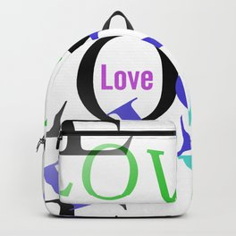 Crazy In Love Backpack