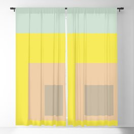 Color Ensemble No. 1 Blackout Curtain
