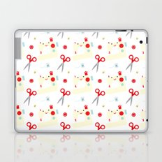 Sewing fun Laptop & iPad Skin