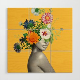 Bloom 5 Wood Wall Art