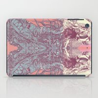 insect iPad Cases featuring insect by Maethawee Chiraphong