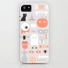 #24 Halloween iPhone (5, 5s) Slim Case