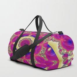 Guardians Of The Void Mandala 8 Duffle Bag