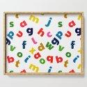 colourful alphabet by happyplum