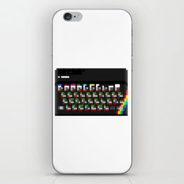 The Rainbow Computer iPhone Skin