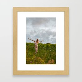 201108062387 Framed Art Print