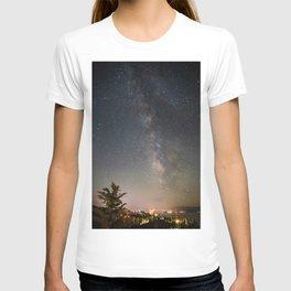 South Lake Tahoe Milky Way T-shirt